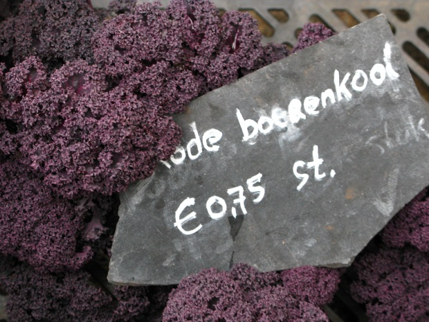 rode boerenkool