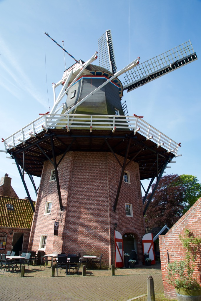 Restaurant in de Molen