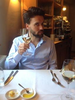 Wijn en goed gezelschap