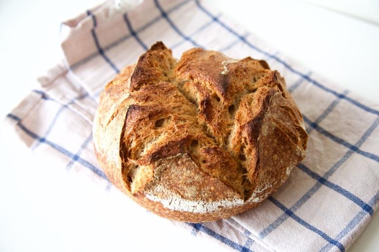 Broodje van Eigen Deeg - pain de Campagne