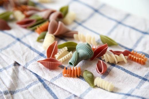 Neptunus Droom spelt pasta