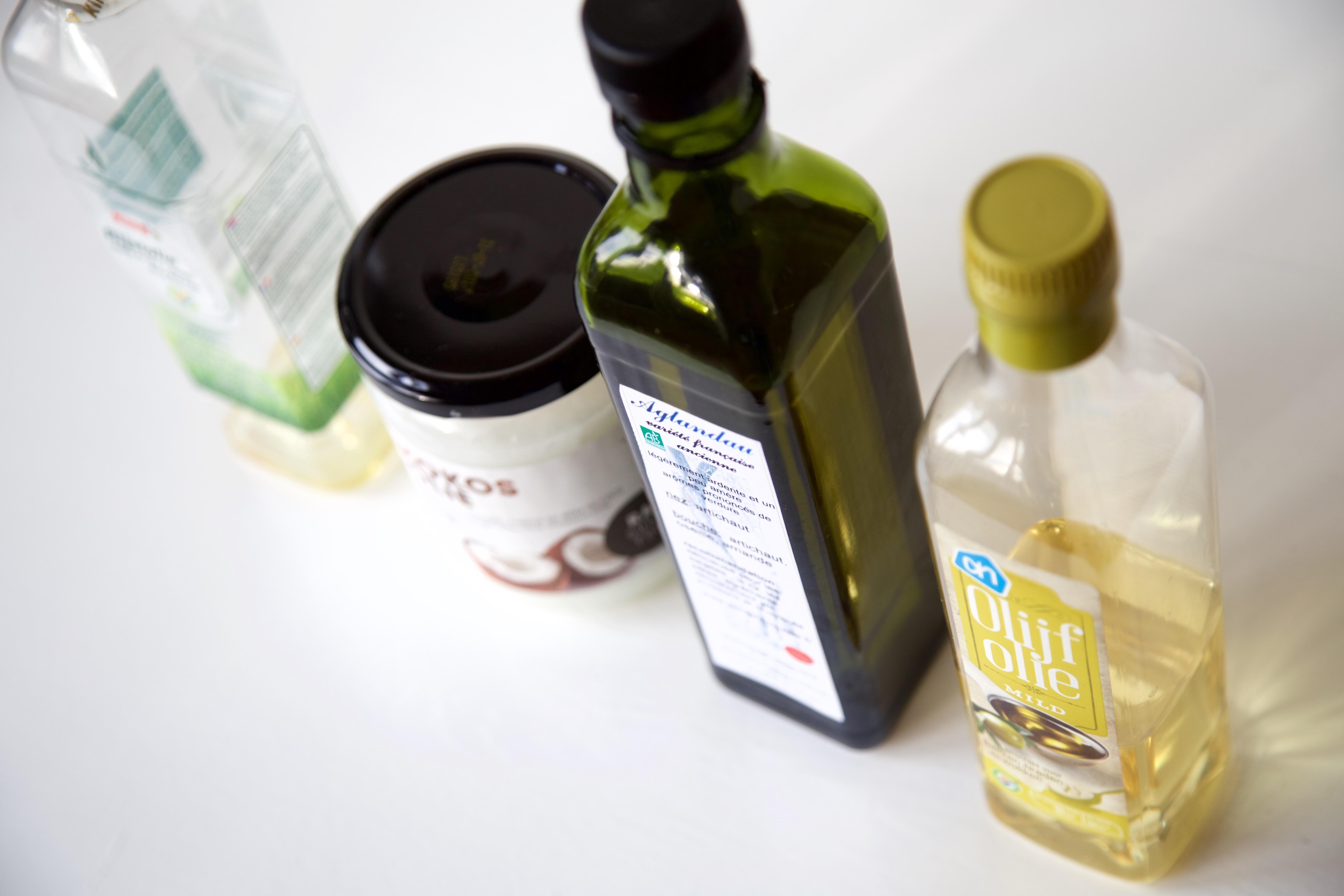 welke olie voor frituren