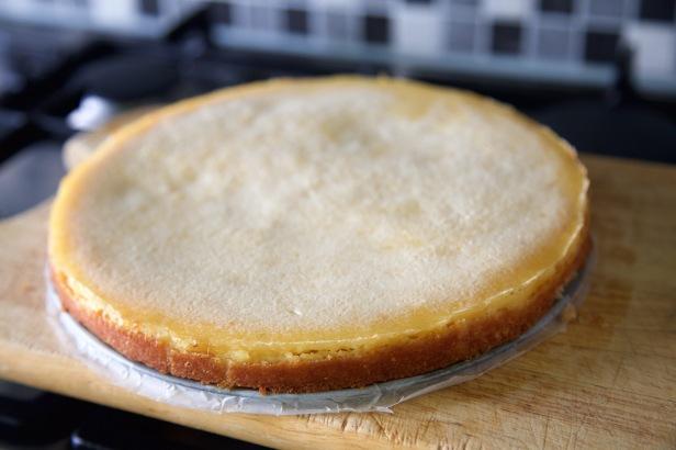 Citroen Coconut Cake