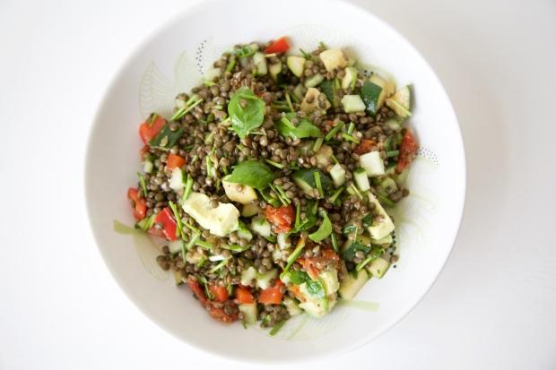 Puy Linzen Salade