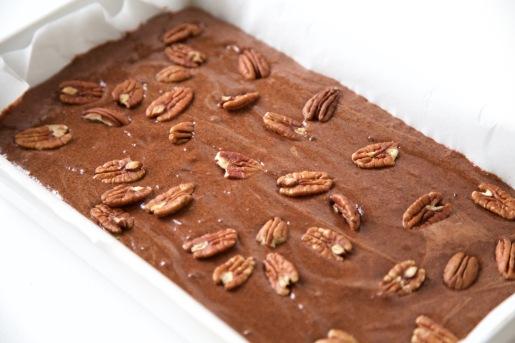 Black bean brownies - het belsag