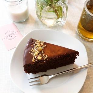 Anat - Chocolade taart