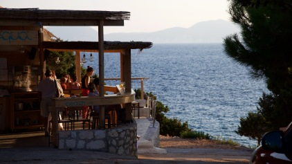 Alaties beach - Bar Acqua
