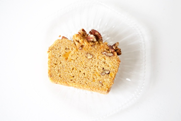 Pecan pompoen cake