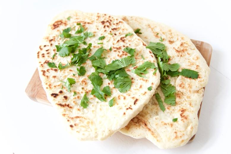 zelf naan brood maken