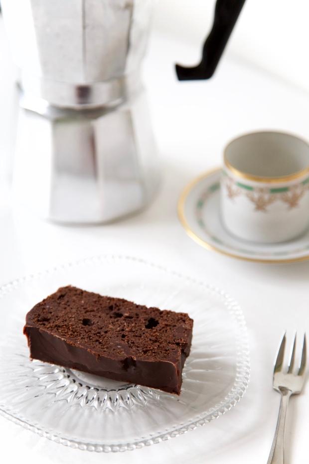 kokosbloesem chocolade cake
