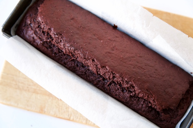 chocolade rode bieten cake