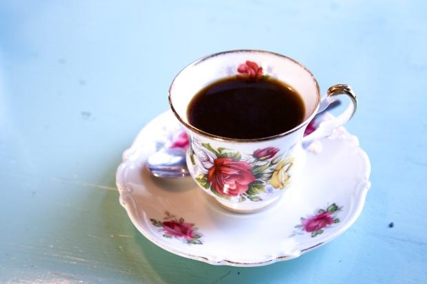 Koffie bij Bökkers Mölle