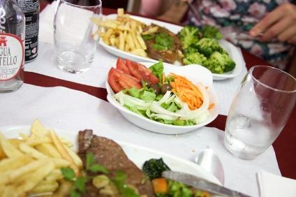 Lunch in Aveiro