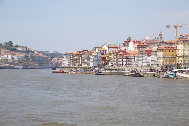 Uitzicht op Ribeira