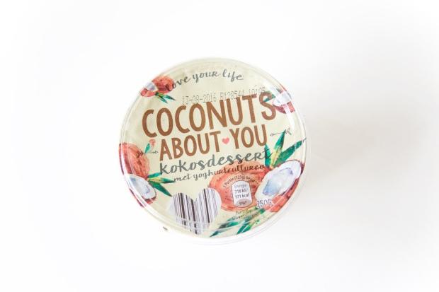 Aldi kokosyoghurt