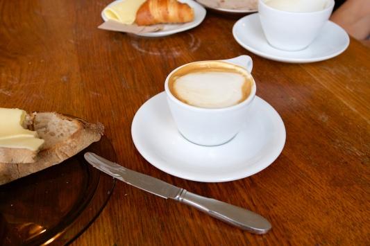 Ontbijt bij Reykjavik Roasters