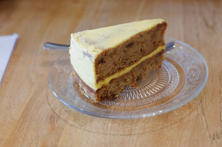 carrot cake - Bij Merel